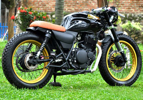 Ban do Suzuki Thunder 250 tu Indonesia - 3