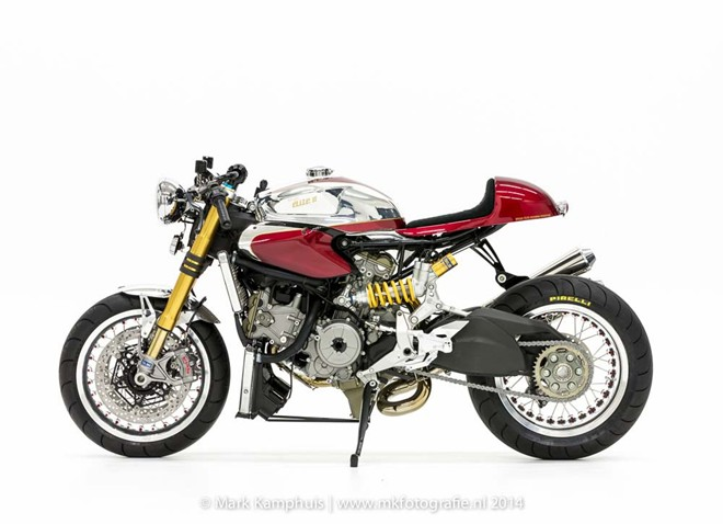 Chiec 1199 Panigale cua Ducati do caferacer - 2