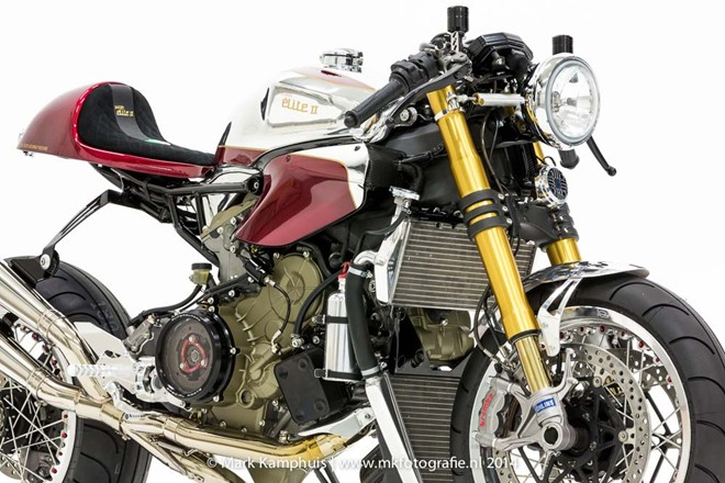 Chiec 1199 Panigale cua Ducati do caferacer - 5