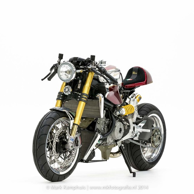 Chiec 1199 Panigale cua Ducati do caferacer - 4