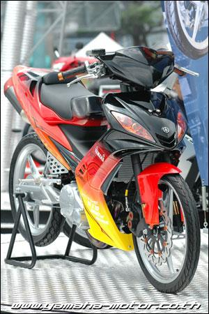 Exciter Gung cang gia cang cay - 2