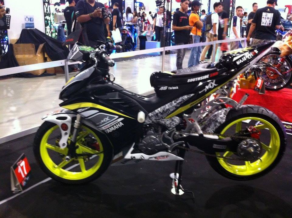 Exciter Gung cang gia cang cay - 3