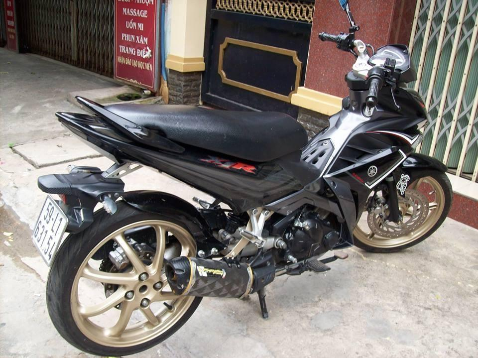 Exciter Gung cang gia cang cay - 6