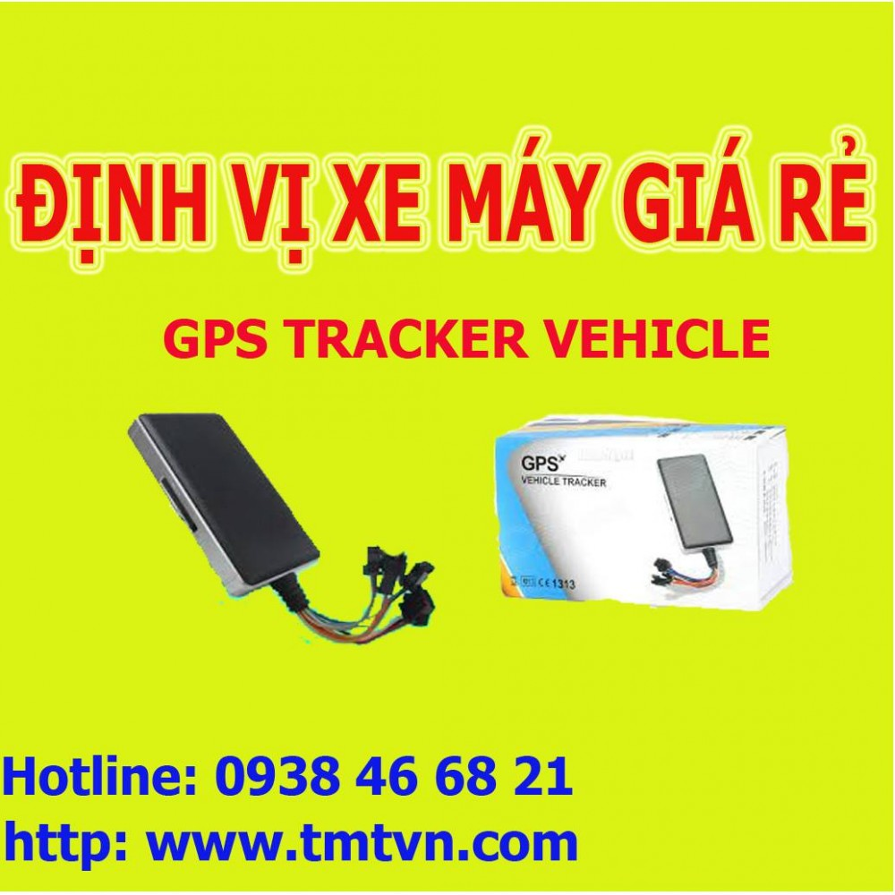 Giam sat hanh trinh xe may GT07