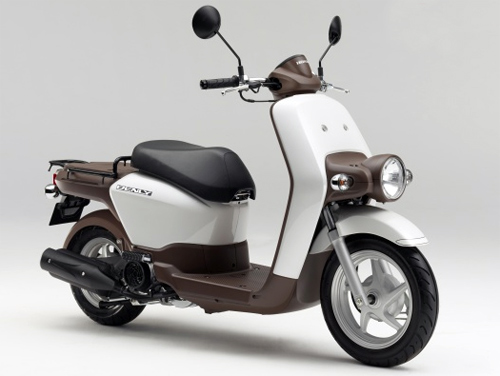 Honda san xuat scooter Benly 110