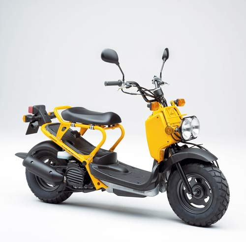 Honda Zoomer do turbo