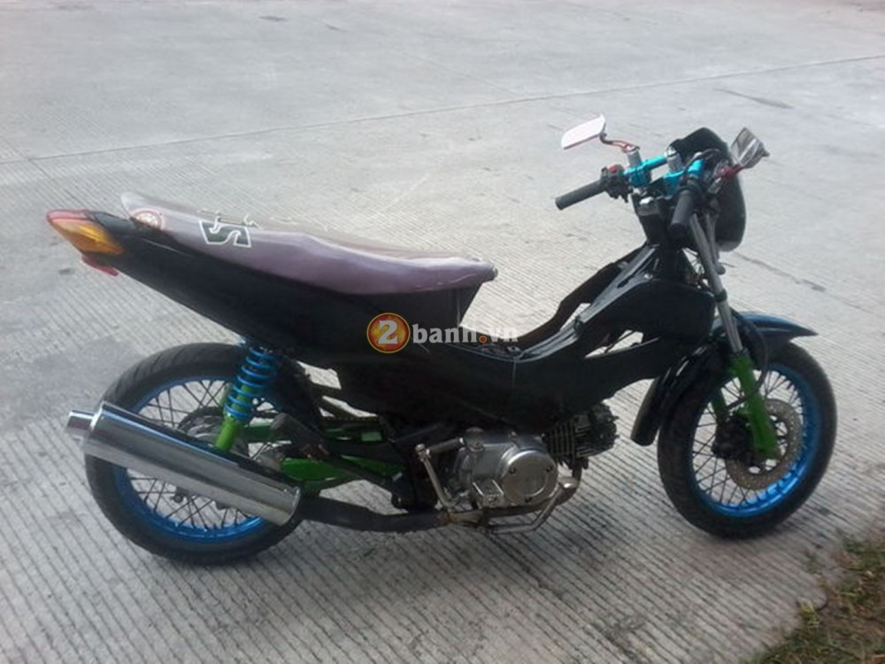 La that Suzuki Raider co phien ban may nam - 3