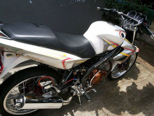 Nakedbike 150cc Yamaha Vixion do thanh lich - 7
