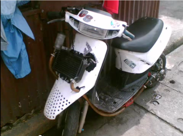 Raider 150cc test speed vs Honda Dio 50cc