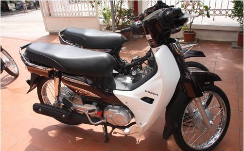Honda Super Dream moi va cu cai nao ngon - 3