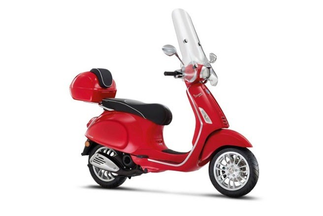 Vespa Sprint thay the Vespa S co gi la - 5