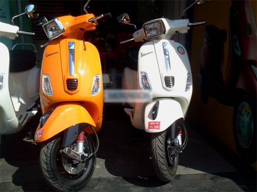 Voi 1200 USD ban co the mua Vespa S tai An Do - 2