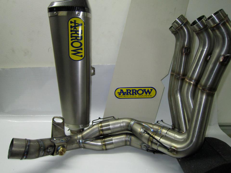 ARROW EXHAUST ITALY - 33