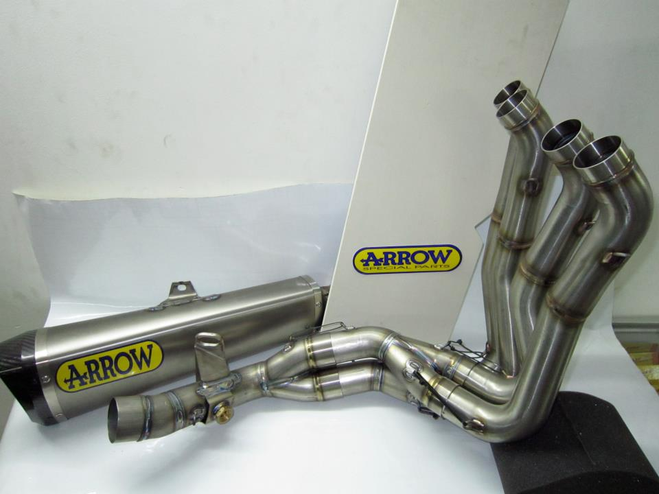 ARROW EXHAUST ITALY - 34