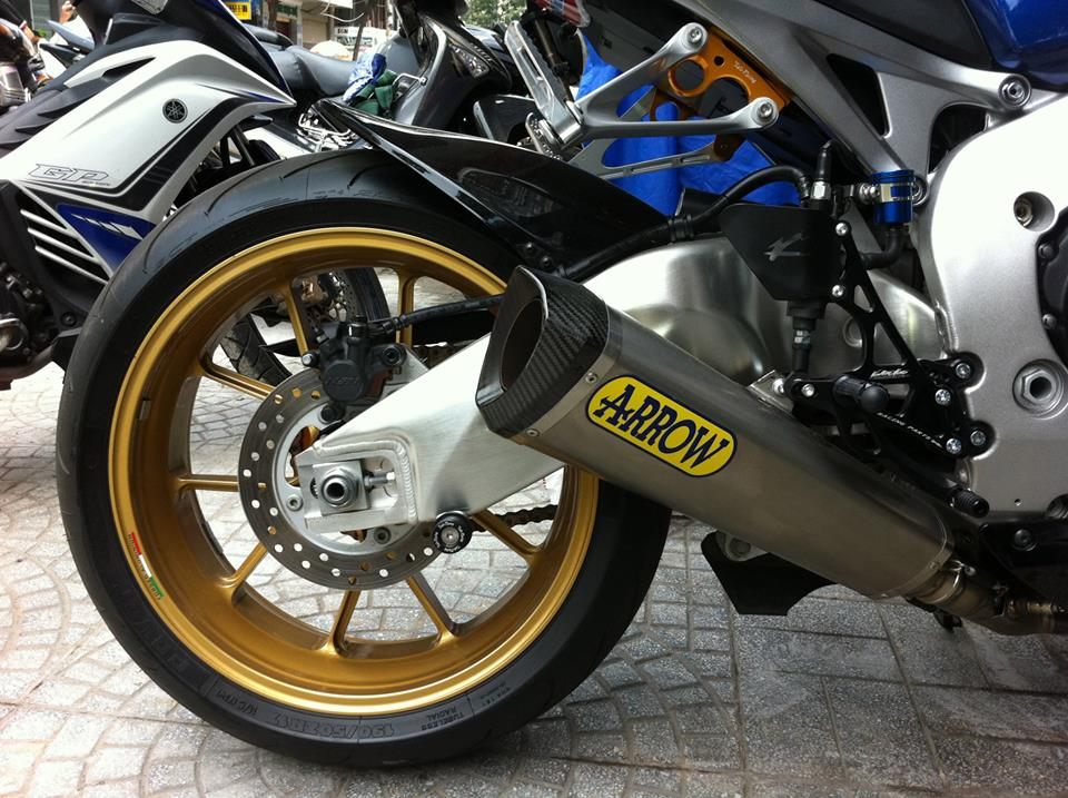 ARROW EXHAUST ITALY - 35