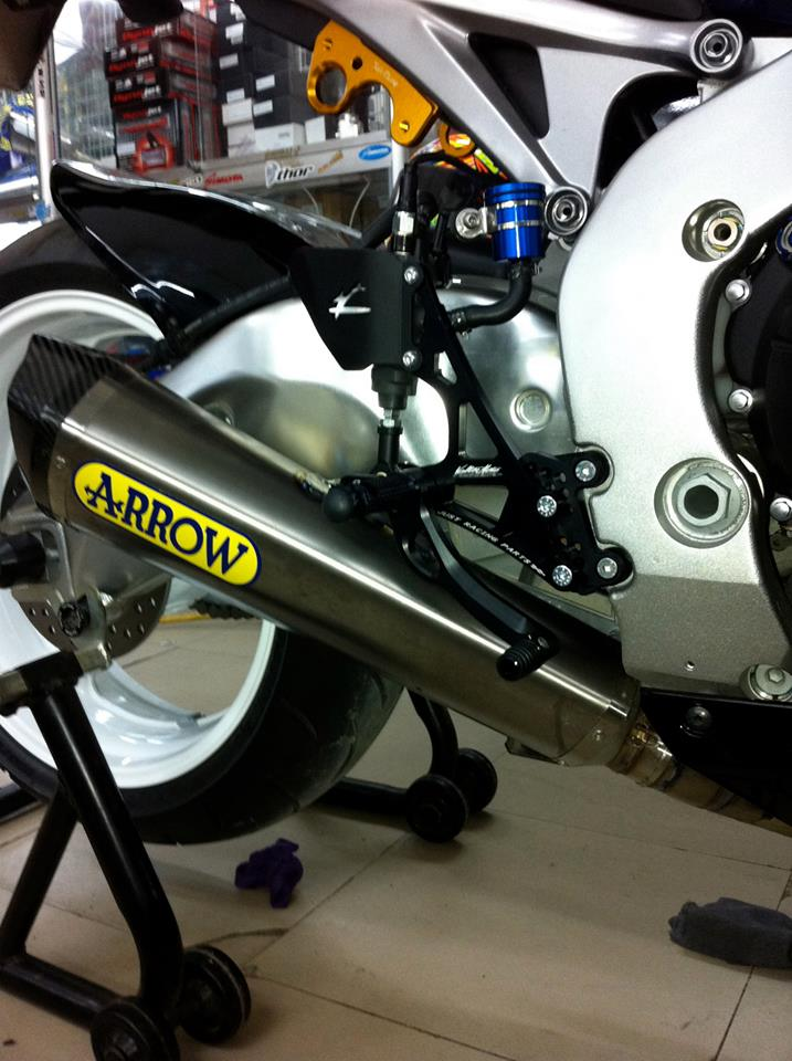 ARROW EXHAUST ITALY - 36