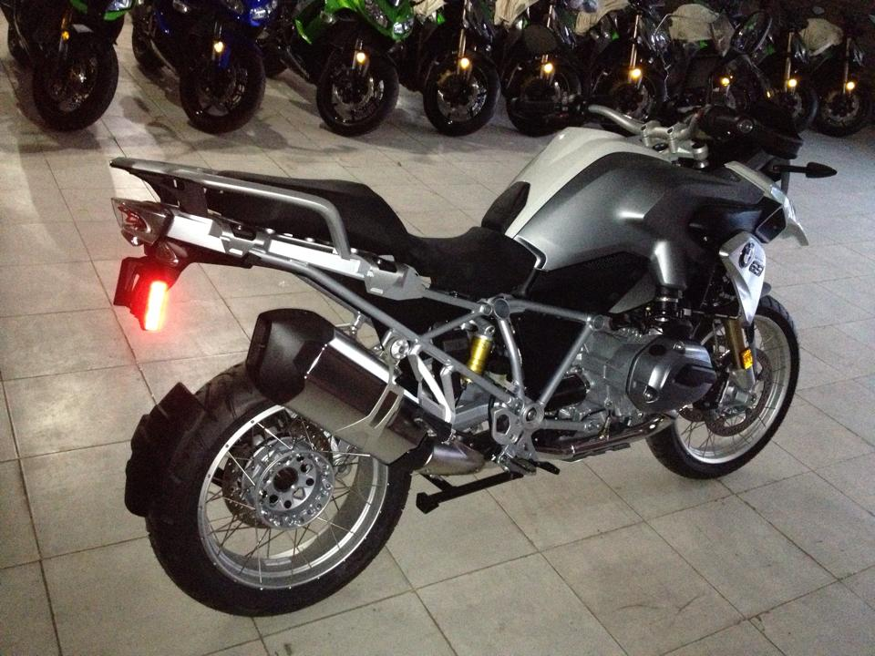 BMW R1200GS 2014 da ve den Sai Gon - 3