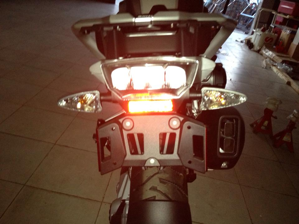 BMW R1200GS 2014 da ve den Sai Gon - 4