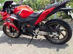 CBR150R Do 2011ODO 18xxx Gap don mam dongPo YoshimuraSen vang DID 71T - 5