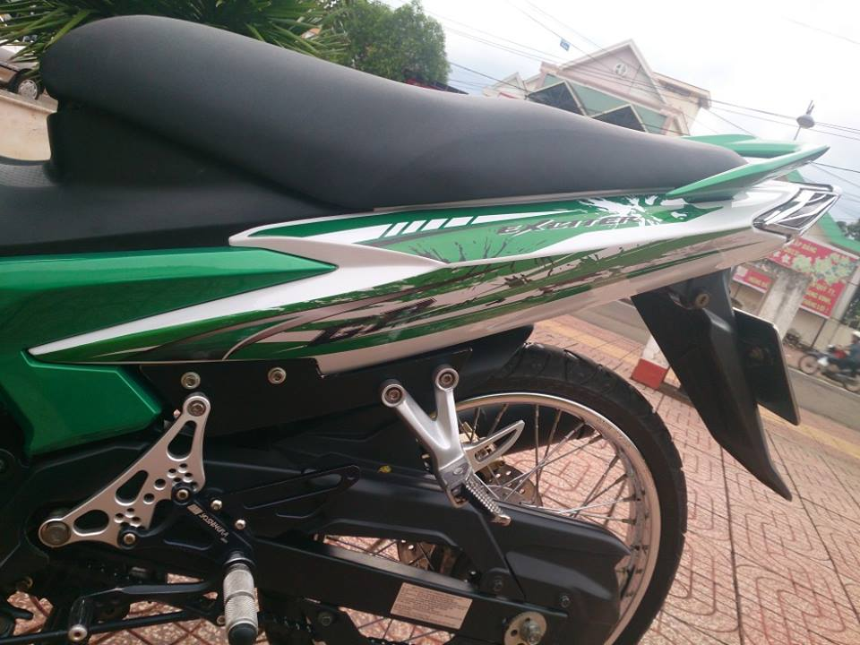 Exciter Dak Nong nhe nhang luot gio - 4
