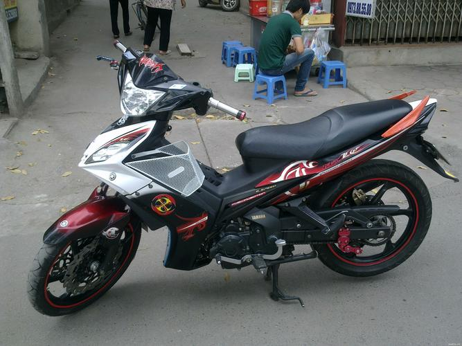 Exciter do phien ban LC 135 malaysia