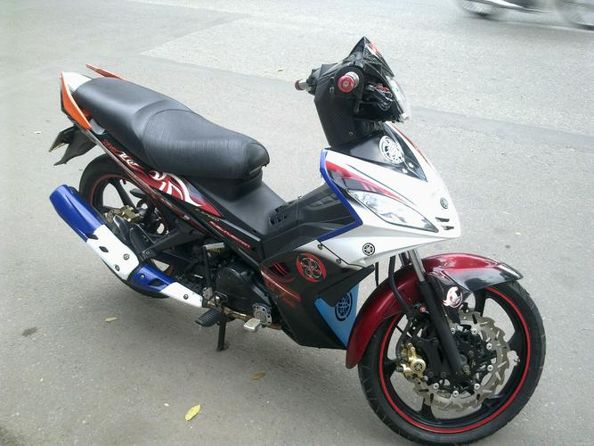 Exciter do phien ban LC 135 malaysia - 3