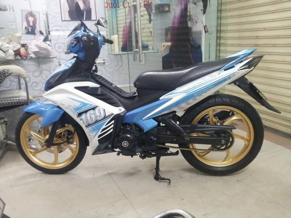 Exciter xanh duong nhe nhang 169 - 4