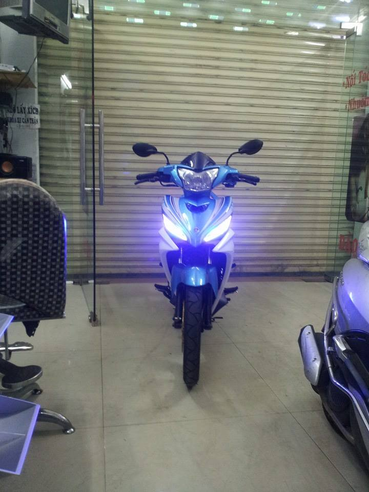 Exciter xanh duong nhe nhang 169 - 13