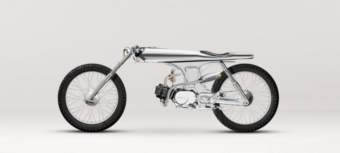 Honda 67 co do phien ban doc dao Bandit9 Eve concept