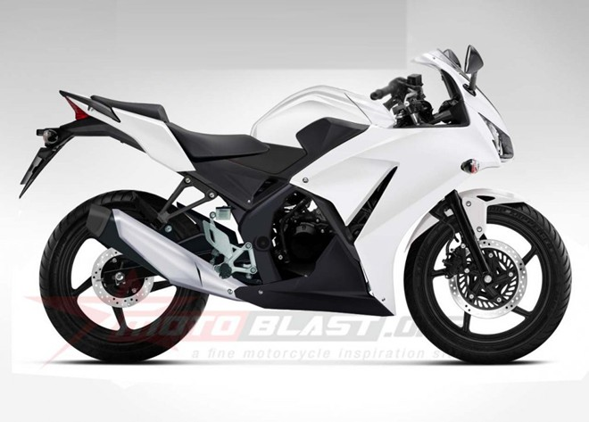 Honda CBR150R the he moi trang bi den pha doi - 2