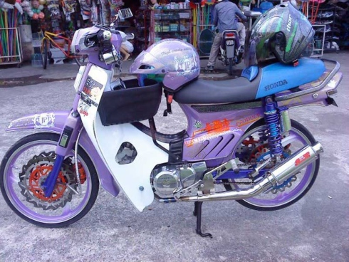 Honda Dream do Racing Boy