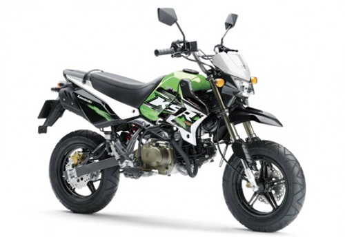 Kawasaki KSR Pro do do khung cuc chat - 2