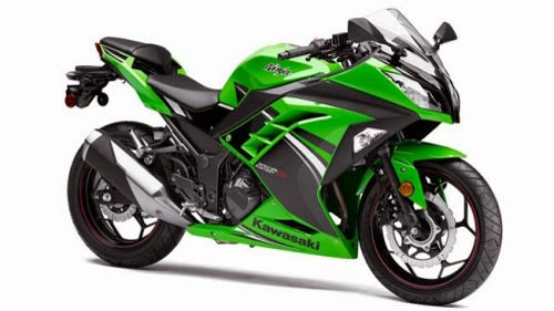 Kawasaki Ninja 300 ABS 2014 hang chat gia tot