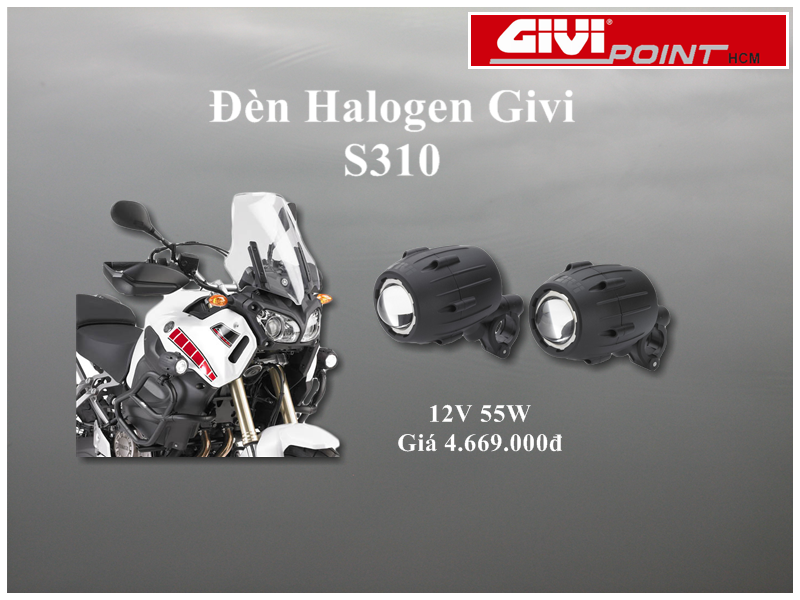 Phu kien do choi xe may moto tu GIVI - 3