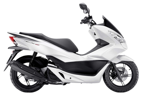Scooter ham ho Honda NM4 co gia 11000 USD - 3