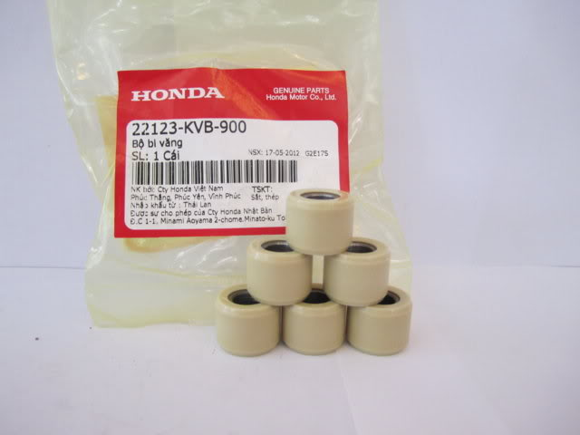 Son Ic Chuyen Ic do Honda va Yamaha do choi thai gia tot nhat - 28