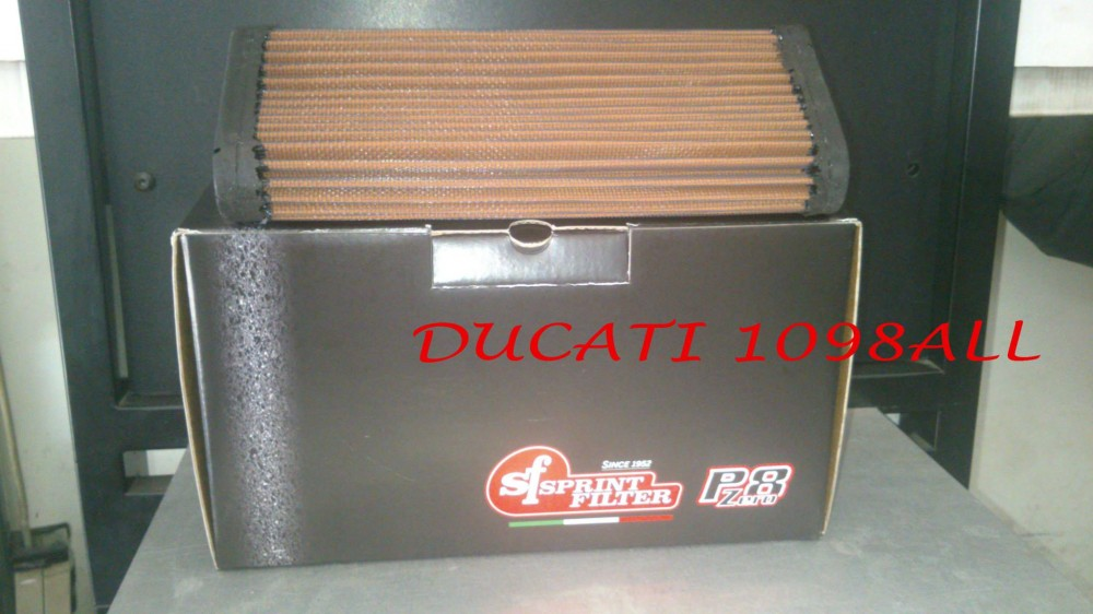 SPRINT FILTER_ SAN PHAM AIR FILTER RAT HIEU QUA CHO XE MO TO - 17