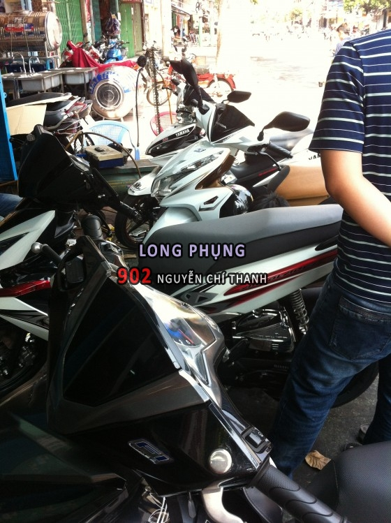Mot Gap EX2011 va cac dong xe so Made By Thien Q6 update Mam O TO - 2