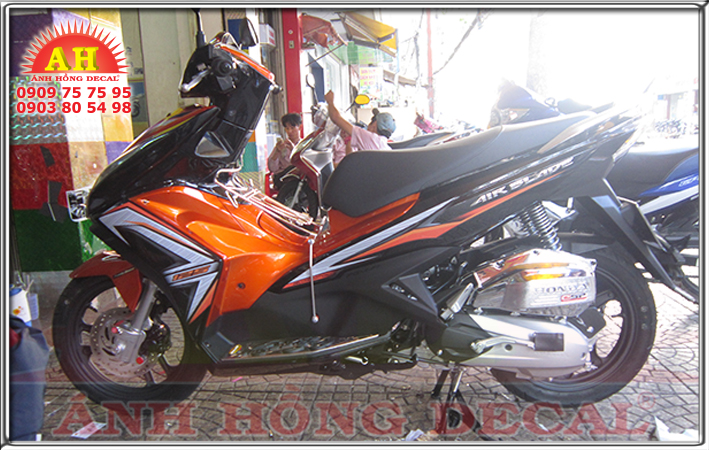 Update Tem Xe Air Blade 125 cc 2014 1042014 Air Blade 2014 Duke Air Blade 2014 Ride It - 6