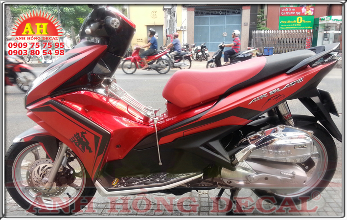 Update Tem Xe Air Blade 125 cc 2014 1042014 Air Blade 2014 Duke Air Blade 2014 Ride It - 7