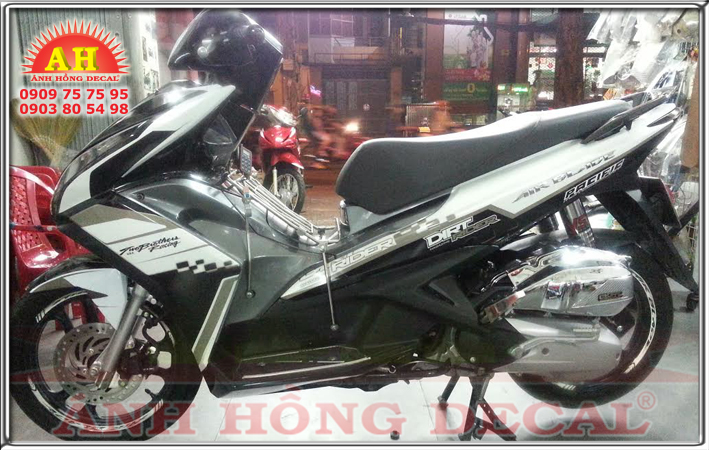 Update Tem Xe Air Blade 125 cc 2014 1042014 Air Blade 2014 Duke Air Blade 2014 Ride It - 8
