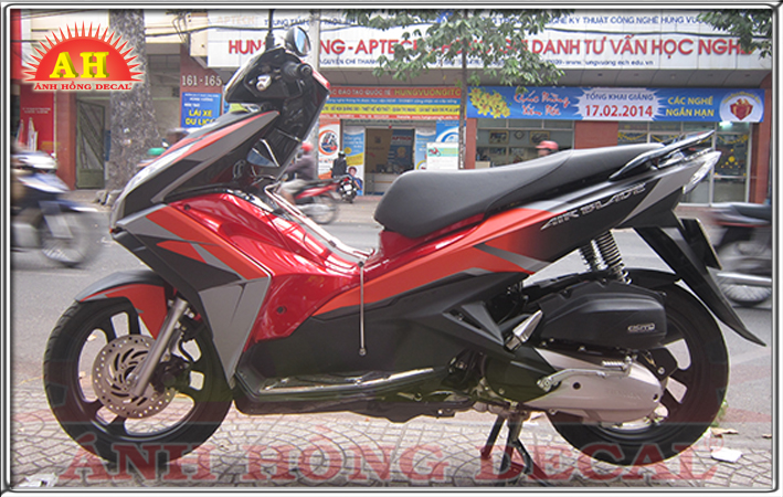 Update Tem Xe Air Blade 125 cc 2014 1042014 Air Blade 2014 Duke Air Blade 2014 Ride It - 10