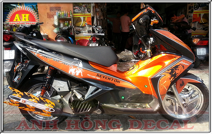 Update Tem Xe Air Blade 125 cc 2014 1042014 Air Blade 2014 Duke Air Blade 2014 Ride It - 13