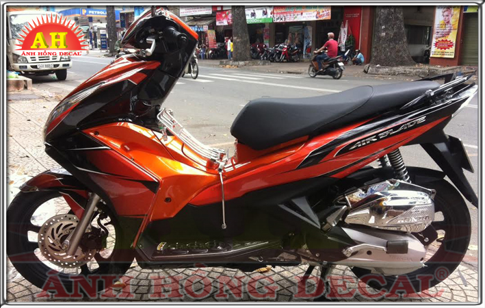 Update Tem Xe Air Blade 125 cc 2014 1042014 Air Blade 2014 Duke Air Blade 2014 Ride It - 14