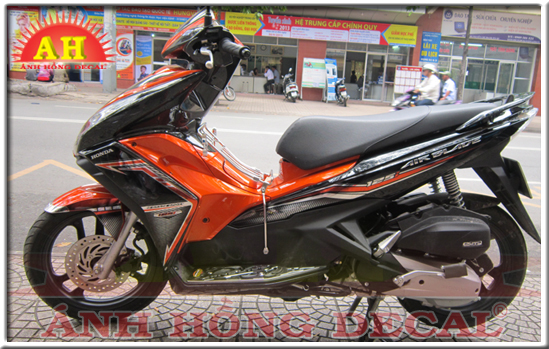 Update Tem Xe Air Blade 125 cc 2014 1042014 Air Blade 2014 Duke Air Blade 2014 Ride It - 16