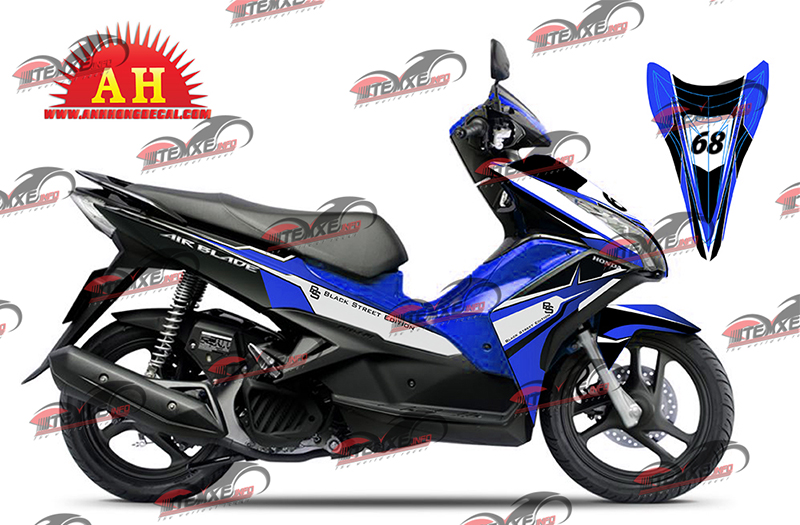 Update Tem Xe Air Blade 125 cc 2014 1042014 Air Blade 2014 Duke Air Blade 2014 Ride It - 21