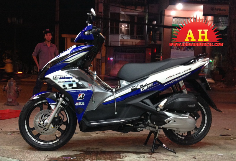 Update Tem Xe Air Blade 125 cc 2014 1042014 Air Blade 2014 Duke Air Blade 2014 Ride It - 22