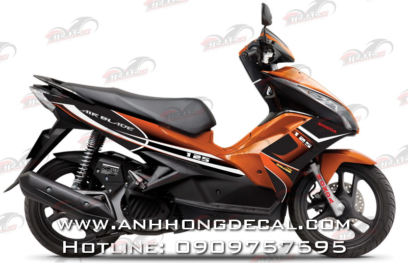 Update Tem Xe Air Blade 125 cc 2014 1042014 Air Blade 2014 Duke Air Blade 2014 Ride It - 28