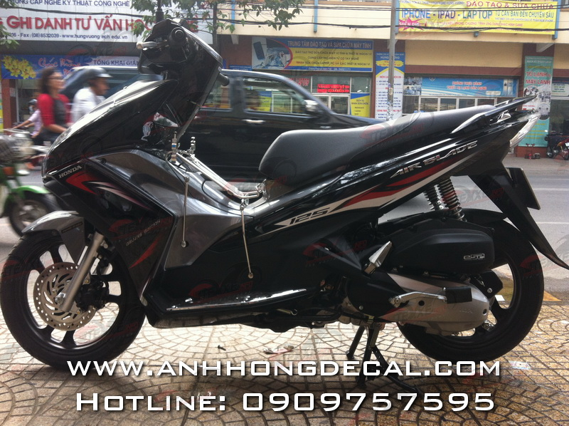 Update Tem Xe Air Blade 125 cc 2014 1042014 Air Blade 2014 Duke Air Blade 2014 Ride It - 30