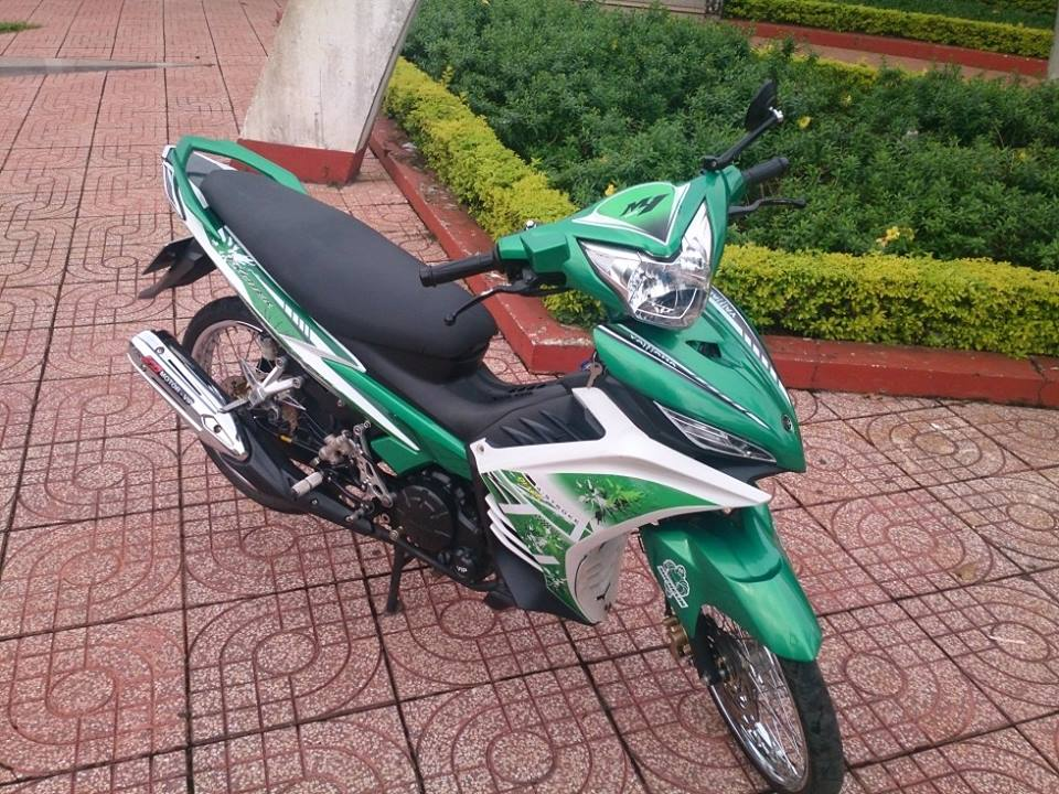 Exciter Dak Nong nhe nhang luot gio - 2